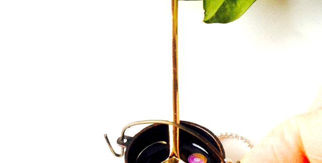 Sautoir LA P'TITE SOUPE AU CHAUDRON, miniature