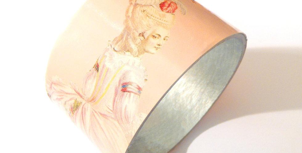 Bracelet MARIE ANTOINETTE, carton recyclé