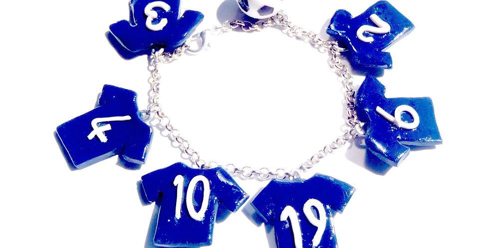 Bracelet ALLEEEEEEEEZ LES BLEUUUUUS !!!