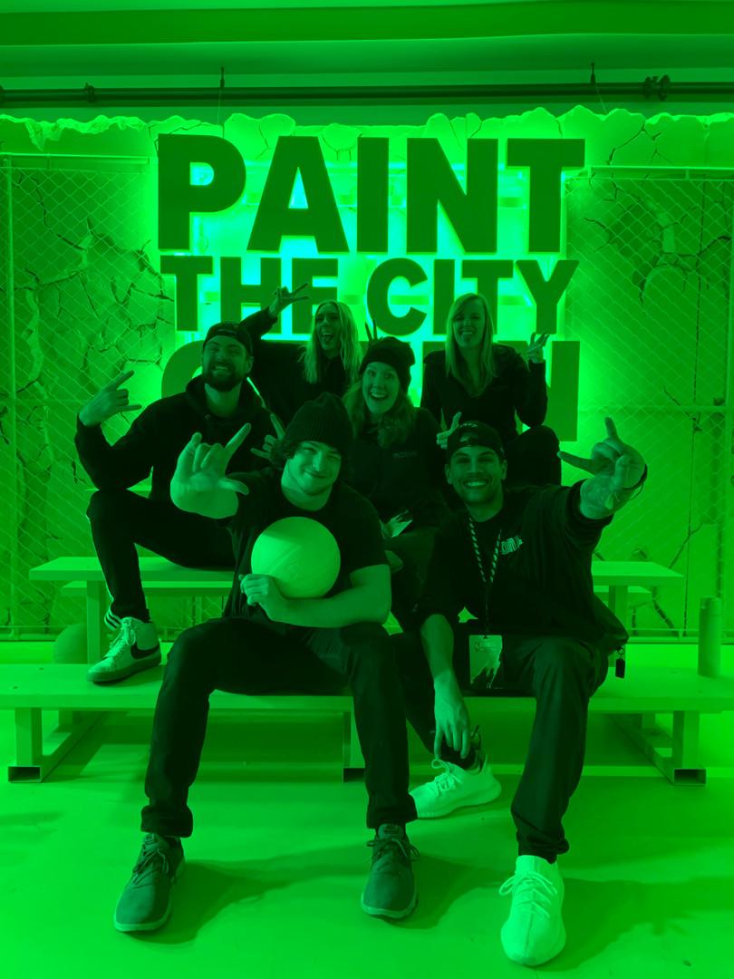 The Dew Crew
