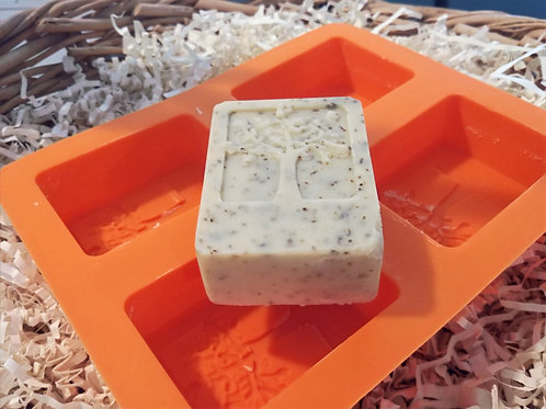 Herbal Eucalyptus Soap with French Green Clay
