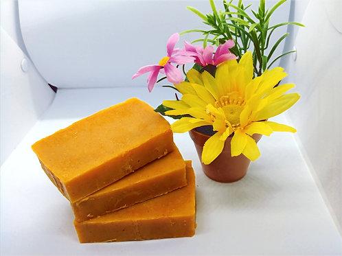 Honey and Dandelion Soap