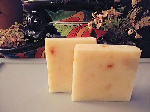 Sweet Orange Soap with Grapefruit Seed Extract