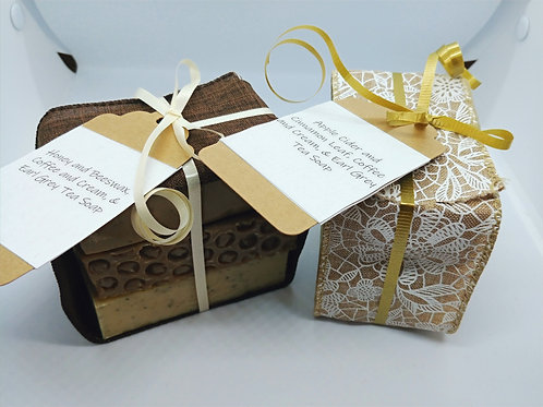 3 Piece Handmade Variety Soap Bundle