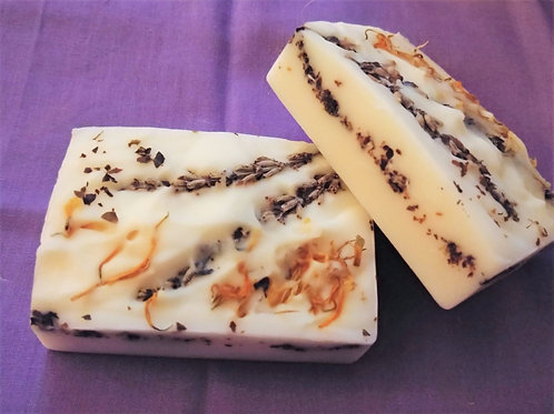 Herbal Soap With Lavender & Calendula