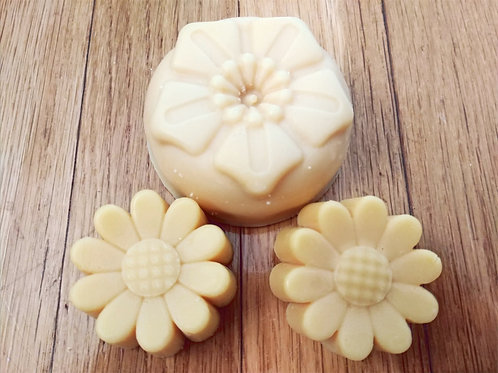 Sunflower Soap with May Chang & Orange Essential Oils