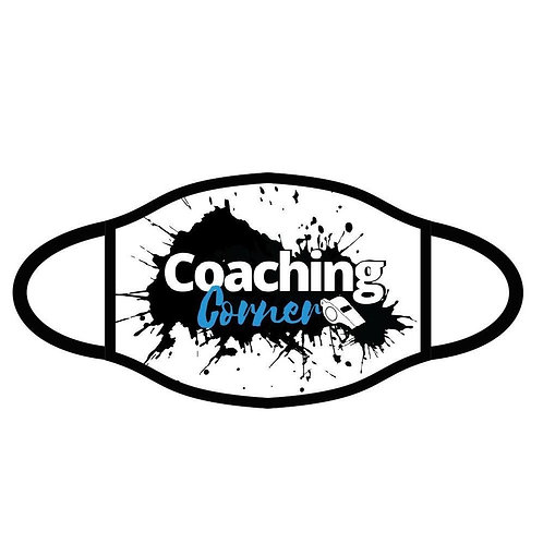 Coaching Corner Face Mask