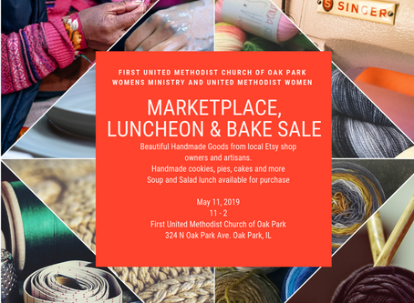 Craft Fair and Luncheon - May 11