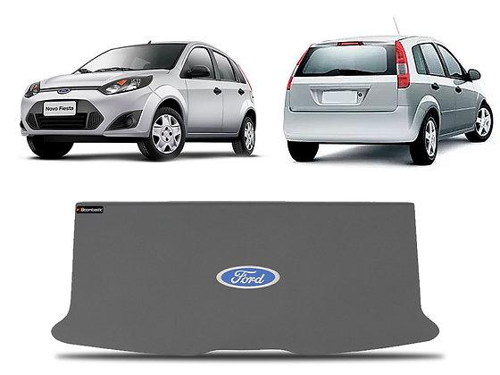 Tampão Fiesta 2003 a 2007 4 portas (modelo amazon) - Simples com Símbolo