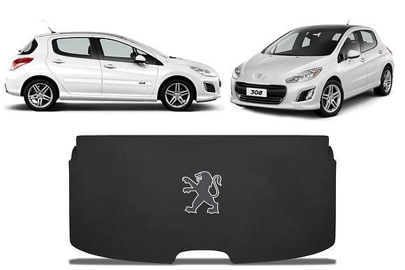 Tampão Peugeot 308 2012 até hoje - Simples com Símbolo