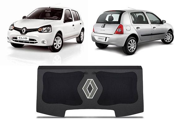 Tampão Clio hatch 2013 em até hoje 2 e 4 portas - Personalizado