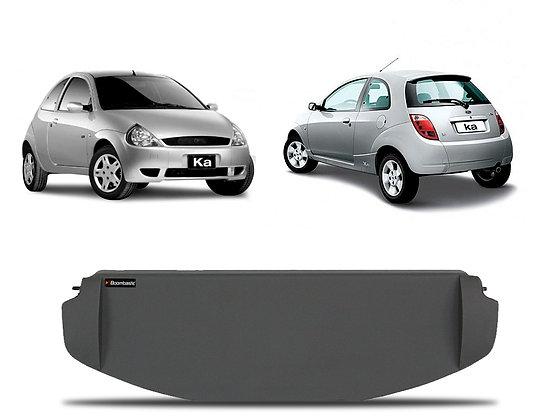 Tampão Ka 2002 a 2007 - Simples com Símbolo