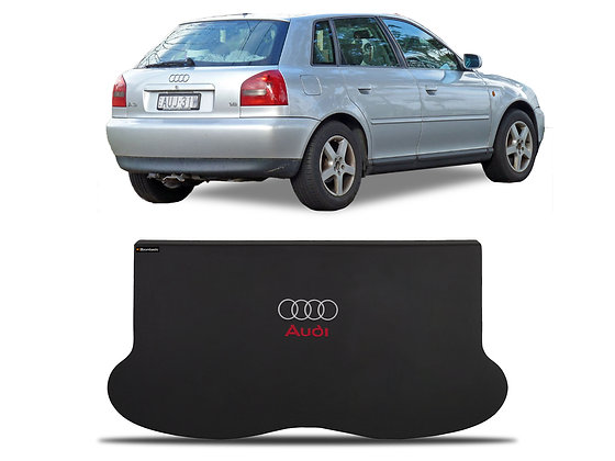 Tampão Audi A3 1999 até 2010 - Simples com Símbolo