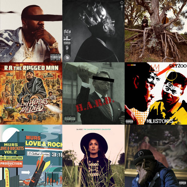 BEST ALBUMS OF 2020 BY #THOPFEST ALUMNI
