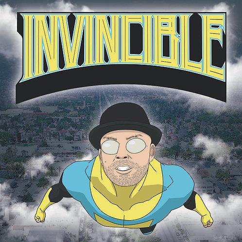 Invincible (T-Shirt)