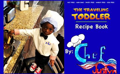 Chef Justyn Recipe Book