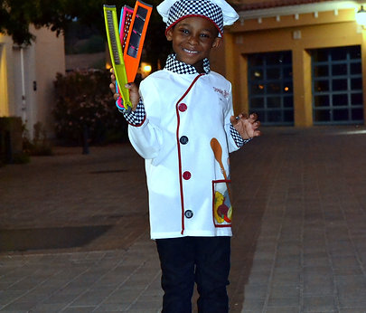 Chef Justyn Holiday Crunch Munch