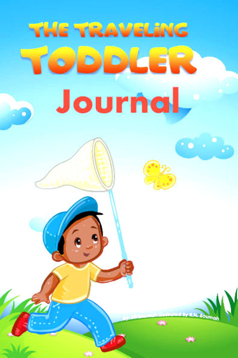 The Traveling Toddler: Journal