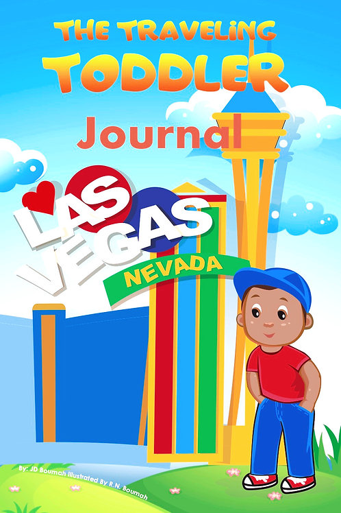 The Traveling Toddler: Las Vegas Journal