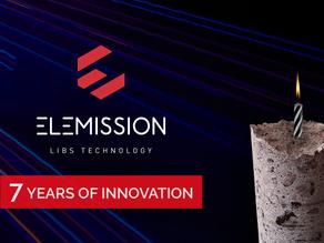 ELEMISSION celebrates 7 years of innovation