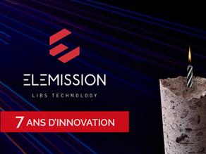 ELEMISSION célèbre 7 ans d'innovation