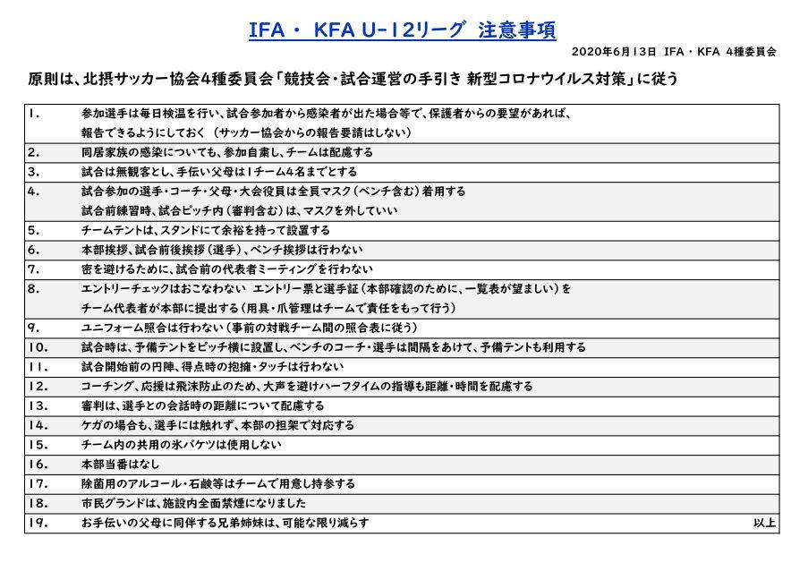 IFA・KFA U-12リーグ 注意事項.jpg