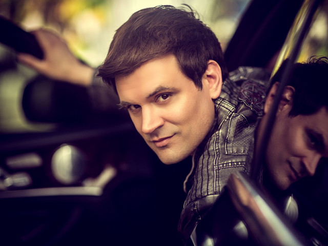 Film actor Kash Hovey