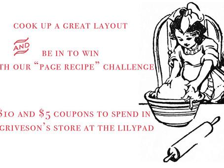 Lynn Grieveson's October Designer Challenge