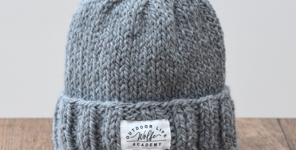 Summit Wool Beanie