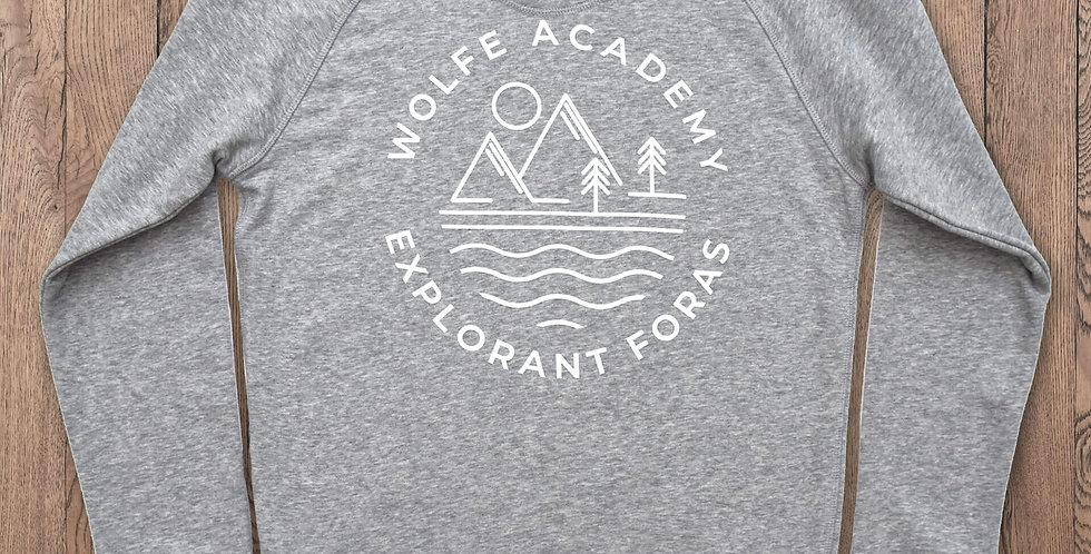 Montserrat Sweatshirt (Back Print)