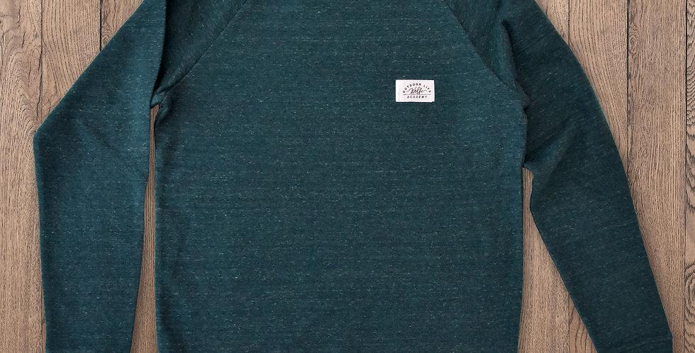 Frontier Sweatshirt - Heather Green