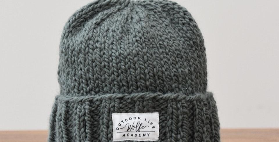 Wanderer Wool Beanie