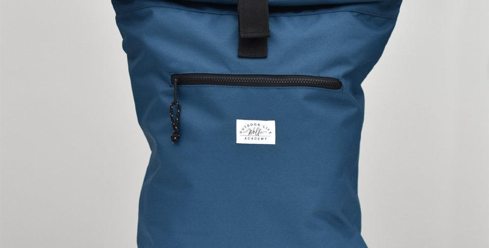 Recycled Backpack - Marine