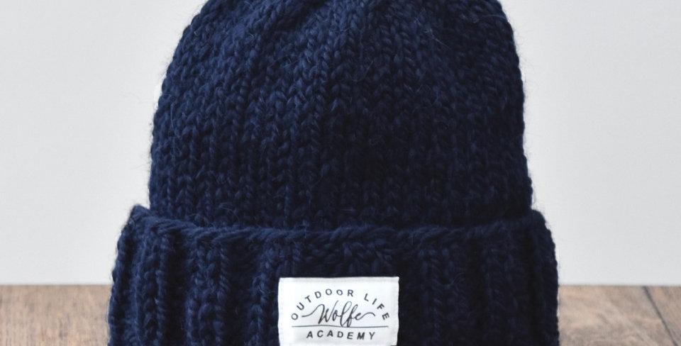 Navigator Wool Beanie