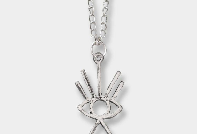 Aperture Necklace