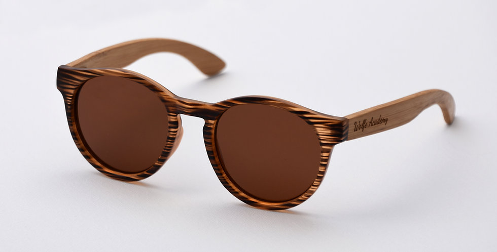 Festoon Sunglasses - Tan