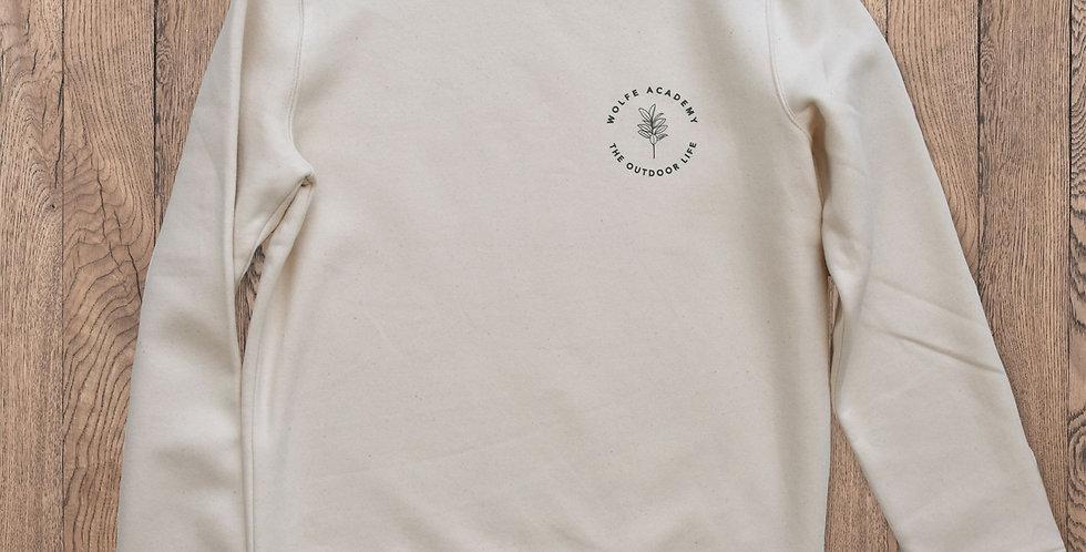 Raw Organic Sweatshirt