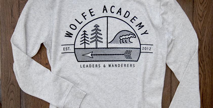 Leaders & Wanderers Sweatshirt (Womens)