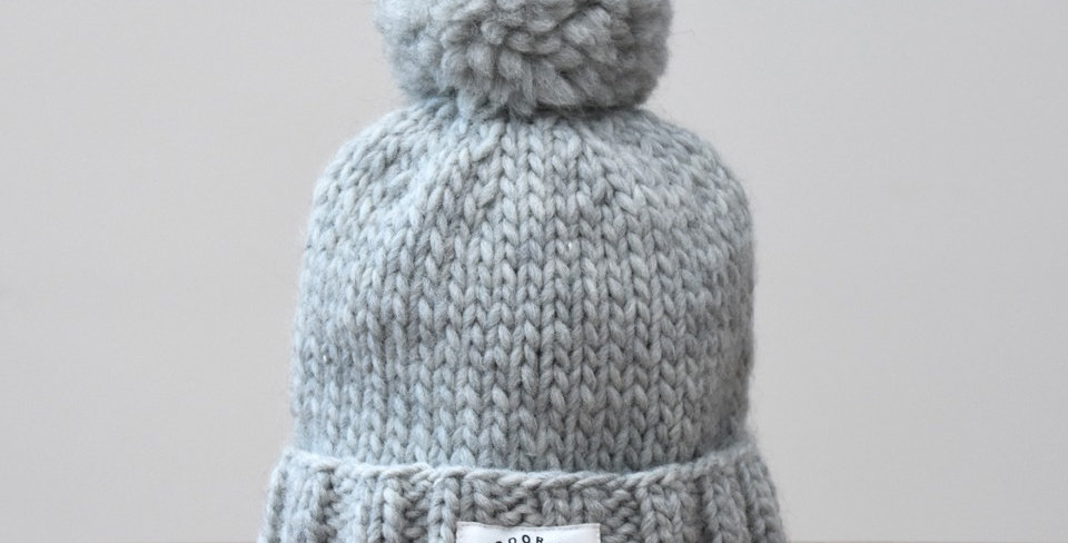 Mist Wool Bobble