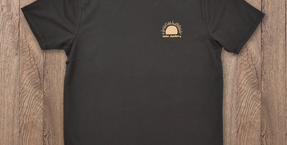 Rays Tee - Washed Black