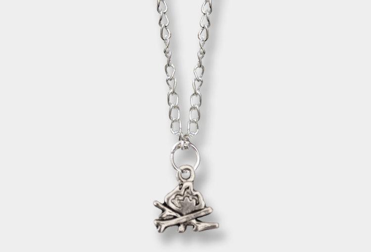 Campfire Necklace
