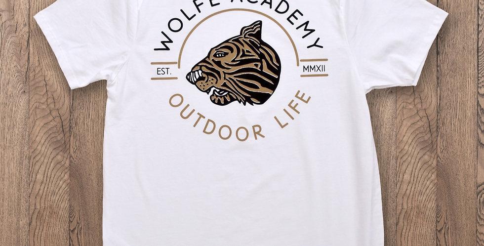 Tigris T-Shirt (Back)