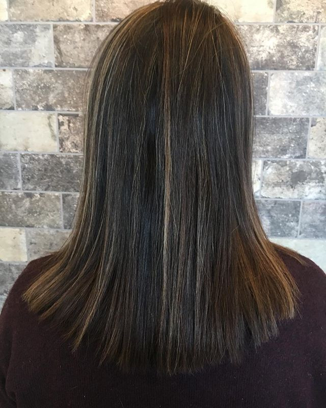 Smoothing treatment by Mandy 🙌🏼 swipe