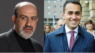 Di Maio, Taleb e La Politica del Fare