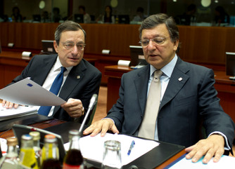 Barroso in Goldman Sachs. Una manna per gli Euroscettci...