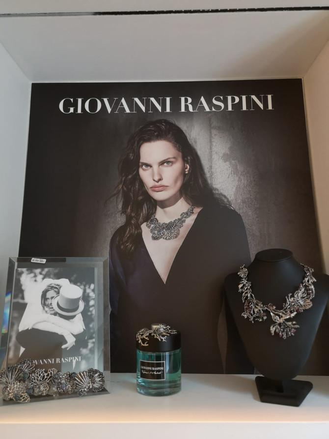 Giovanni Raspini Primavera Estate 2020
