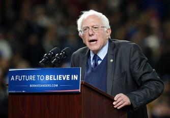 """Bernie Sanders """"Un futuro in cui credere"""""""