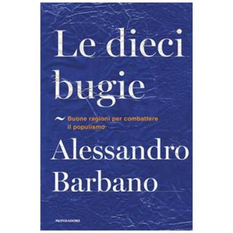 Le Dieci Bugie Alessandro Barbano