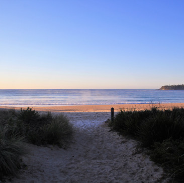 Early Morning Narrawallee Beach.JPG