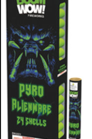 Pyro Alienware 24 Shells